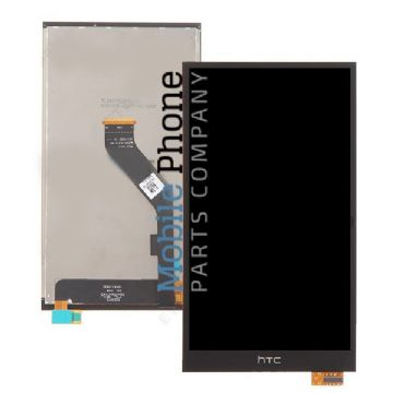 HTC Desire 820 LCD + Digitiser Black